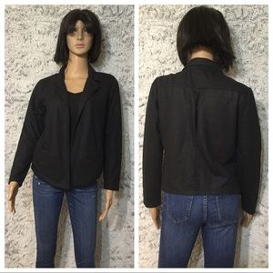 Lucky Brand Open Front Jacket Size S